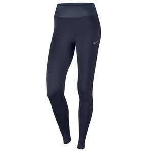 Nike Power Essential Running Tights silver